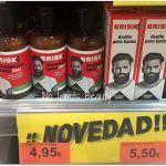 Aceite barba Mercadona - Donde comprar Online