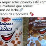 Cereales rellenos de leche en Mercadona - Mejor selección en Linea