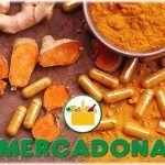 Curcuma pastillas en Mercadona - Catálogo en Linea