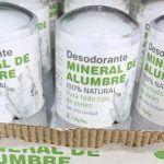 Desodorante piedra de alumbre en Mercadona - La Mejor selección Online
