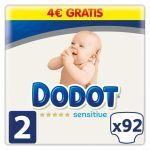 Dodot sensitive talla 2 en Mercadona - La Mejor selección Online
