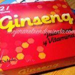 Jalea real con ginseng Mercadona - Comprar en Linea