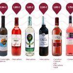 Los mejores vinos de de Mercadona - Catálogo Online