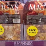 Migas en Mercadona - Catálogo Online