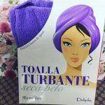 Toalla turbante Mercadona - Catálogo en Linea