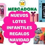Colonias infantiles de Mercadona - Catálogo en Linea