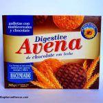 Galletas de avena y chocolate en Mercadona - Mejor selección Online