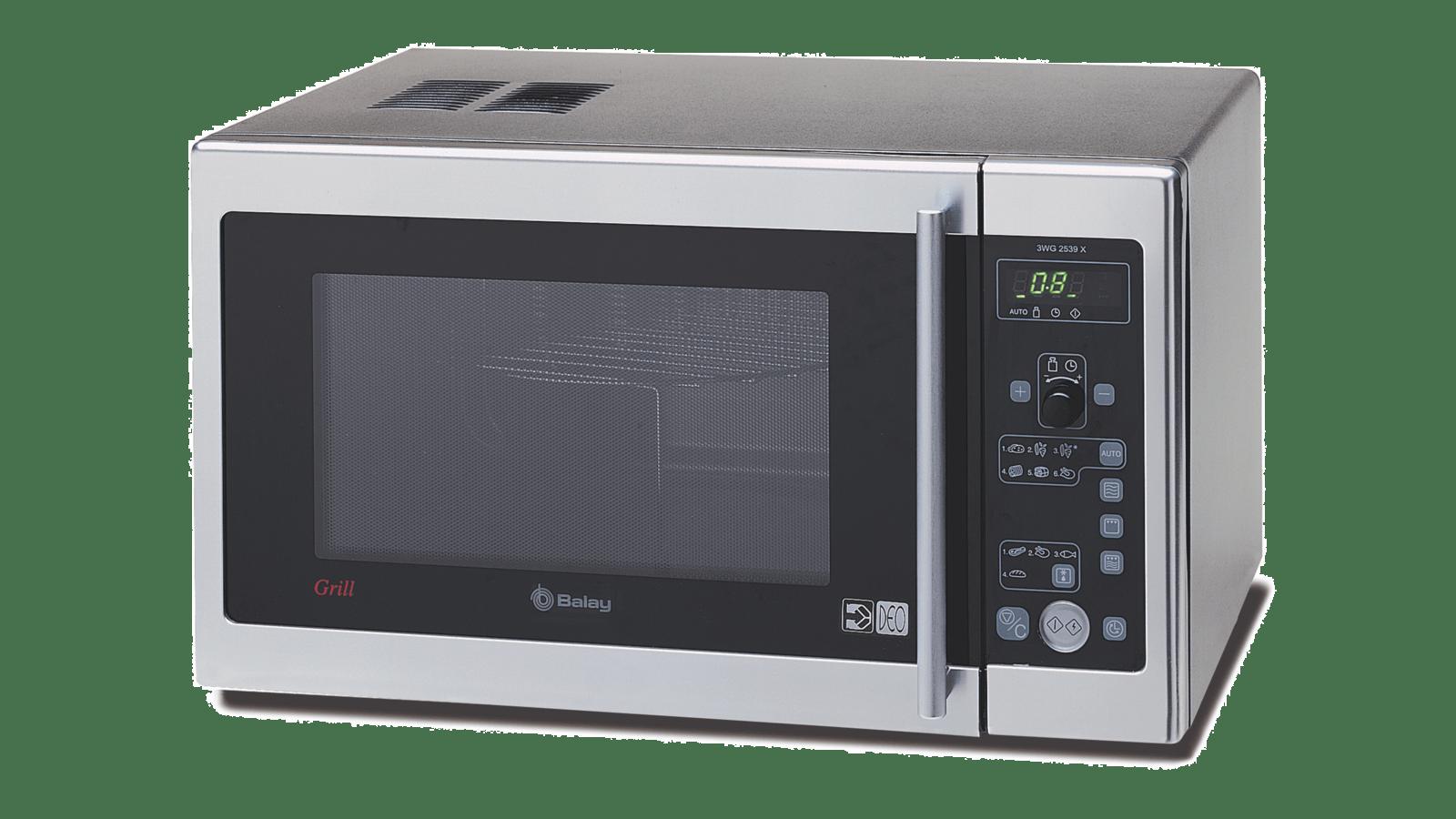 BALAY - 3WG2539XP - Microondas de libre instalación