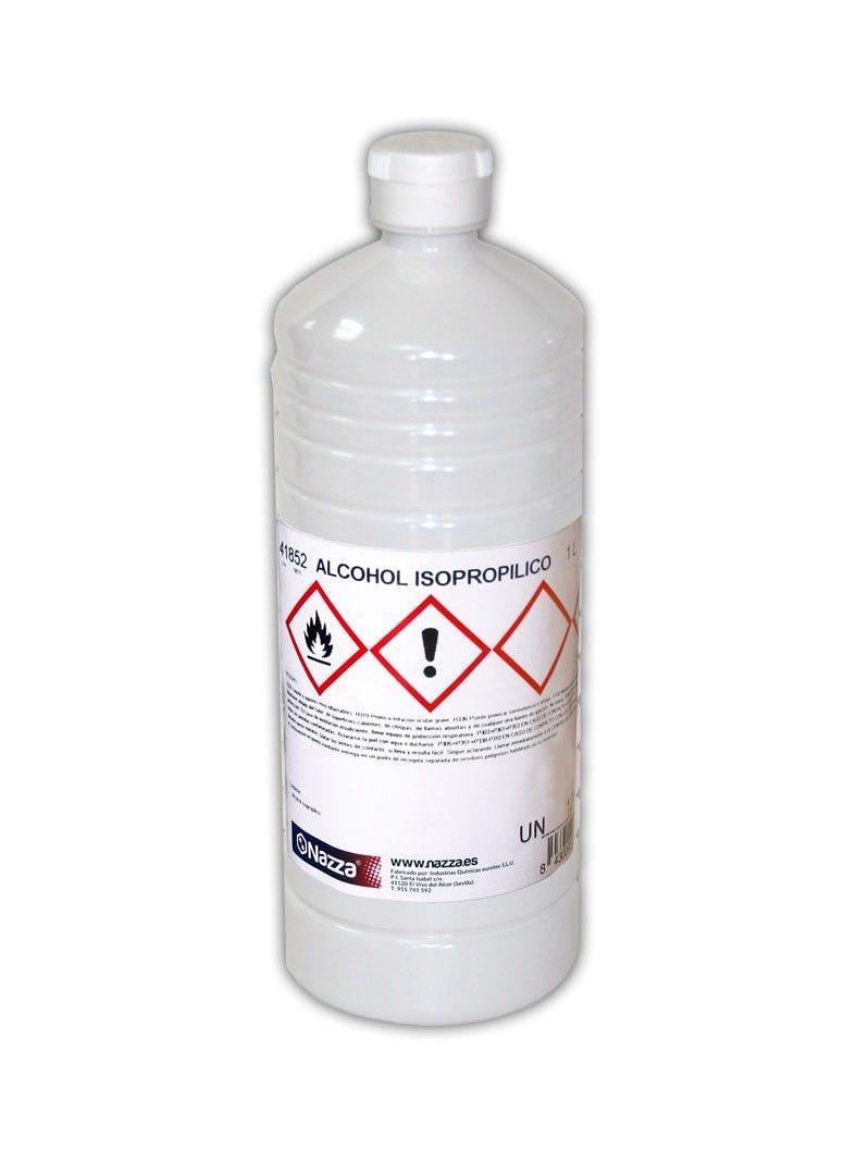 ▷ Comprar Alcohol Isopropílico 99,9% Para Componentes Electrónicos