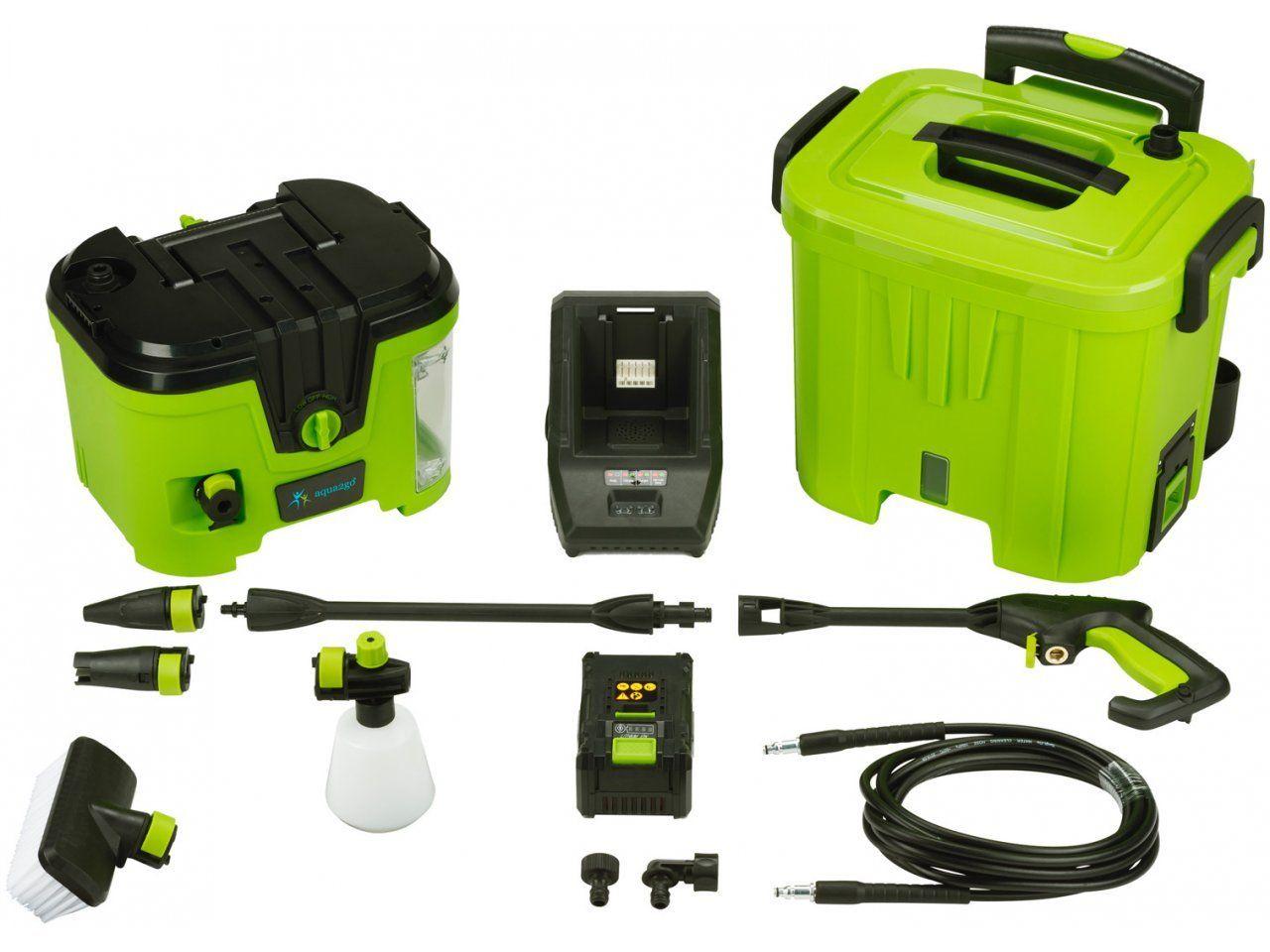 aqua2go Limpiador a presión KROSS - bike-components
