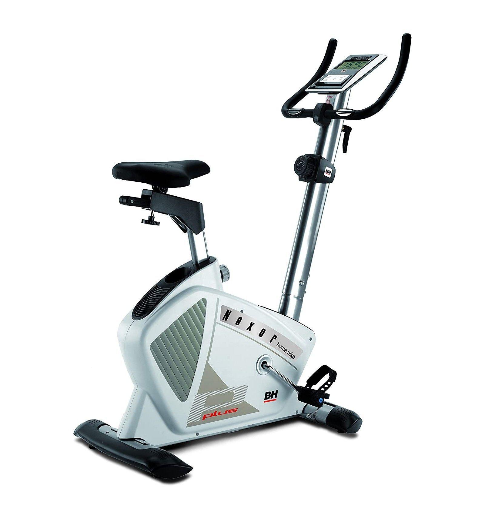 Bicicleta Estática BH Nexor Plus H1055N - Ciclos Currá