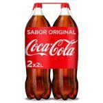 Precio coca cola 2 litros Eroski