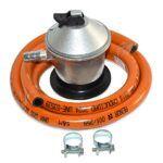 Regulador de gas butano Bricodepot