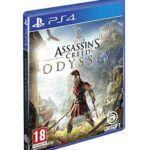 Assassins creed odyssey ps4 Media Markt