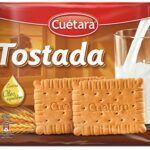 Galletas tostadas Eroski