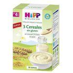 Cereales hipp Eroski