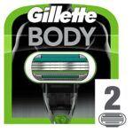 Gillette body Eroski
