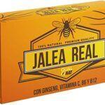 Jalea real con ginseng Eroski