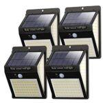 Aplique solar LED Lild