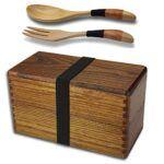 Fiambrera de madera Lild