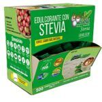 Edulcorante stevia Eroski